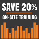 Save on On-Site Training