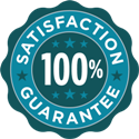 Learn about our Satisfaction Guarantee