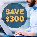 Save $300 on CTFL Training