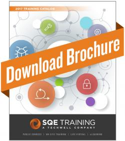 Download 2017 Training Course Catalog