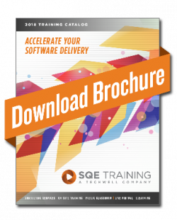 Download 2018 Training Course Catalog