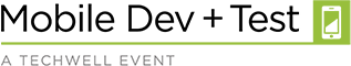 Mobile Dev Test Conference logo